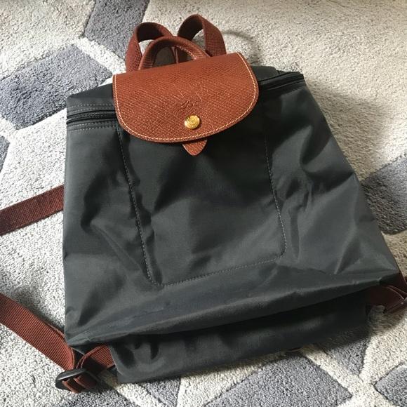 e83bfff6446 Longchamp Handbags - AUTHENTIC Longchamp Le Pliage Backpack